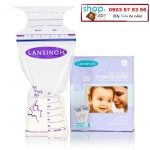 Túi trữ sữa an toàn Lansinoh