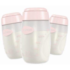 Bình trữ sữa mẹ bộ 3 bình Unimom UM880045 Hàn Quốc