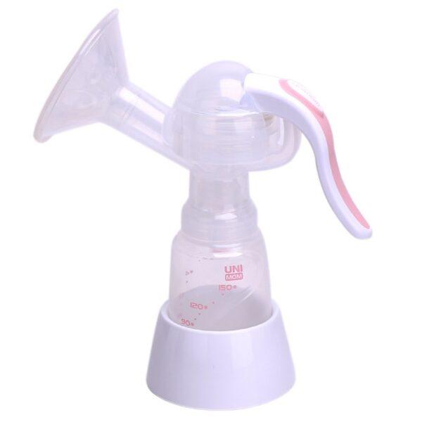 Máy hút sữa bằng tay không có BPA Unimom Mezzo