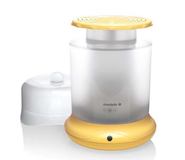 Máy tiệt trùng bình sữa Medela B-Well Steam Sterilizer